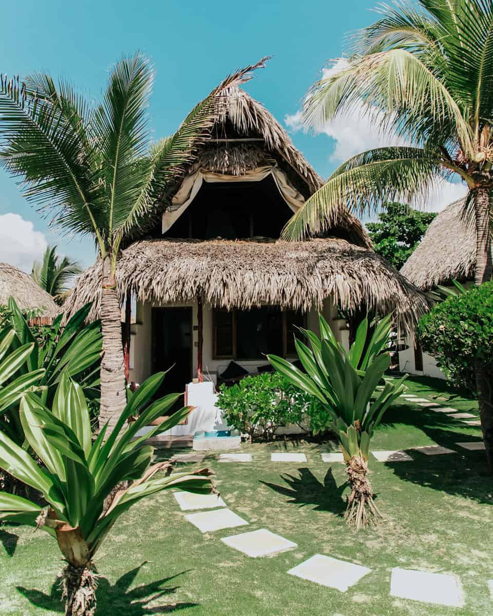 Casita Paredon Surf House Guatemala