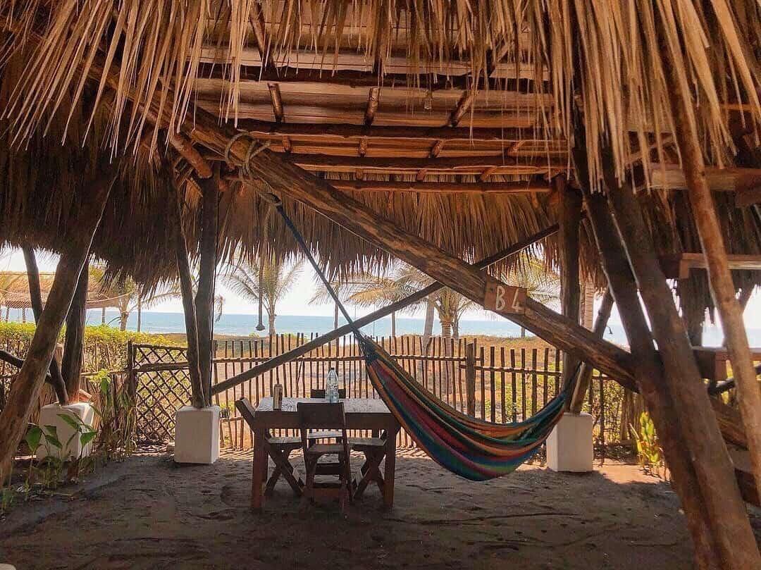 Paredon Surf House Guatemala